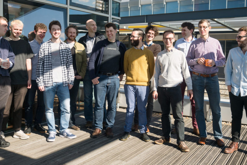 First meeting for the Strategic Initiative in Quantum Software held at Riverlane