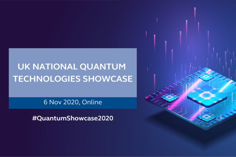 A first look at Deltaflow® at the UK National Quantum Technologies Showcase 2020